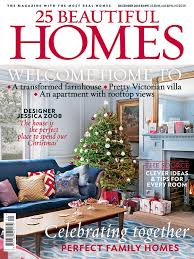 beautiful homes magazine colourful christmas schemes our insight featured inside 25