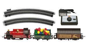 hornby santa u0027s express christmas train set at mighty ape australia