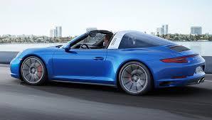 porsche 911 4s targa the porsche 911 targa 4s takes performance through the roof