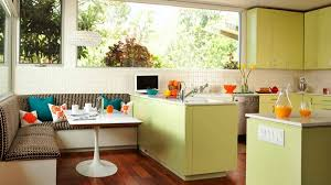 green kitchen 22 beautiful breakfast nooks that add to your kitchen u0027s charm