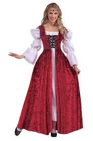 women costume forum novelties women s lace up costume gown