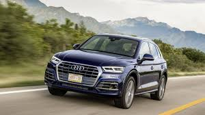 Audi Q5 Features - 2018 audi q5 first drive with price horsepower specs and photos