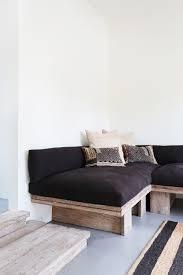 sofa tour tour an interior designer s ultra cool malibu farmhouse an den