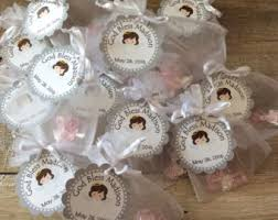 favors for baptism 12 baptism favors with mini rosaries girl baptism favors
