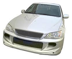 lexus es 350 body kit 2000 2005 lexus is series is300 duraflex eg r front bumper cover 1