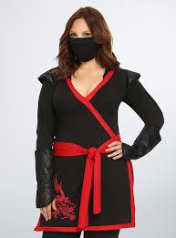 Torrid Halloween Costumes Ninja Assassin Costume Torrid
