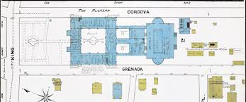 royal courts of justice floor plan alcazar hotel st augustine florida