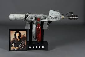 ellen ripley u0027s flamethrower from alien cult classic pinterest