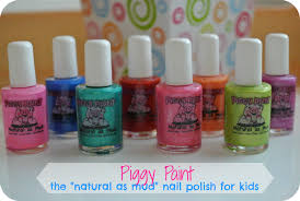 piggy paint the natural as mud nail polish for kids the denver