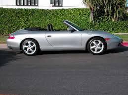 Porsche 911 Convertible - 2000 porsche 911 carrera convertible one owner california car city