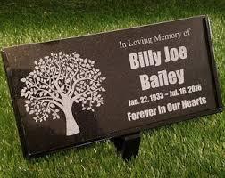 outdoor memorial plaques memorial tree plaque etsy
