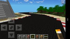 minecraft car pe minecraft race car images