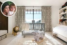 Kim Kardashian New Home Decor Kourtney Kardashian U0027s Son U0027s Bedroom Photos
