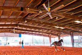 ceiling fans for stables equine fans horse fans big fans