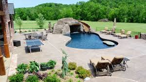Pictures Of Inground Pools by Swimming Pool Contractor Aquacrete In Nwa Bentonville Fayetteville