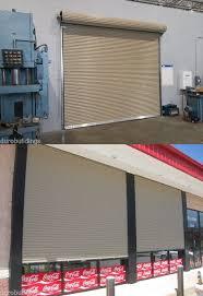 Janus Overhead Doors Garage Doors 115699 Duro Steel Janus 12 By 12 Econmical