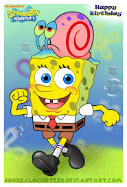 spongebob squarepants by 6gonzalocortez4 on deviantart