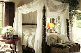 canopy bed design inspirations for cozier and elegant bedroom