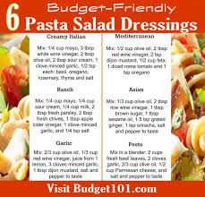 the 25 best pasta salad dressings ideas on pinterest salad