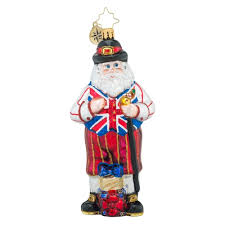 christopher radko ornaments radko uk kickers santa