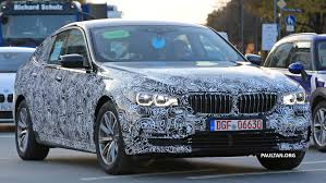 spyshots bmw 6 series gt to replace current 5 gt