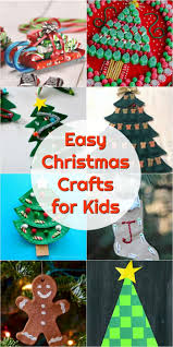 the best kids christmas crafts to diy decorate your holiday home