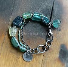 sterling bangle bead bracelet images 514 best multistrand bracelets images beaded jpg