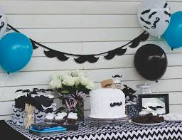 mustache themed baby shower mustaches party ideas for a baby shower catch my party