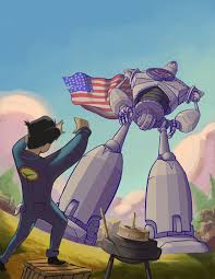 the iron giant iron giant project by pixelsama on deviantart