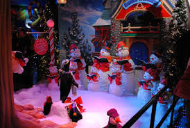where to find the best winter wonderlands and santa centric events