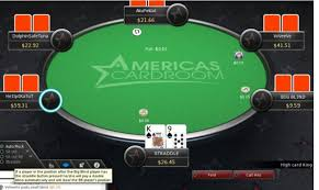 Small And Big Blind Americas Cardroom Acr Poker Twitter