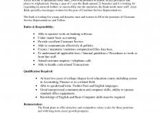 Bank Teller Resume Example by Cover Letter And Resume Template Haadyaooverbayresort Com