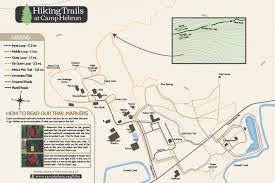 Appalachian Trail Map Pennsylvania by Hike Camp Hebron