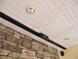 ceiling drop ceiling makeover awesome drop ceiling cost little