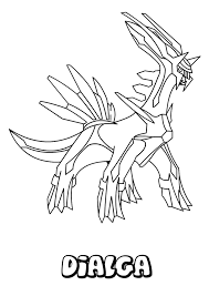 dialga coloring pages hellokids