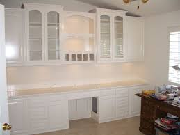 white home office with beadboard accent cabinet wholesalers