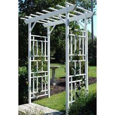 wedding arches home depot arbor arbors trellises garden center the home depot