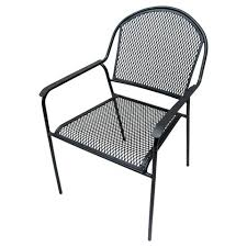 Black Metal Patio Chairs Black Iron Patio Chairs Outdoor Goods