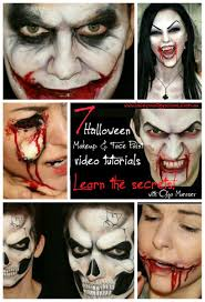 100 face ideas for halloween best 25 horror makeup ideas on