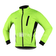 warm cycling jacket arsuxeo men s cycling jacket bike winter jacket top thermal warm