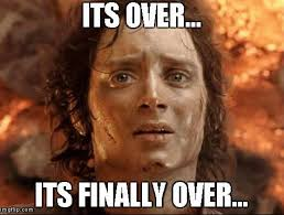 This Is The End Meme - memes perfectly describe all your feelings about the last day of
