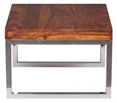 Wohnzimmertisch Beine Wohnling Beistelltisch Guna Massiv Holz Sheesham Wohnzimmer Tisch