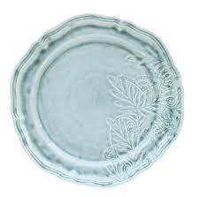 sthål dinner plate arabesque antique