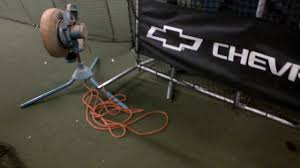 baseball batting cage facility installed best cable system