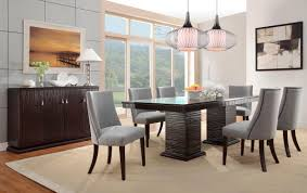 6 piece more formal dining sets chicago dining collection server chicago dining collection server