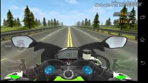 traffic rider teste da cbn 1000r youtube