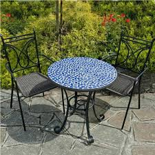 outdoor mosaic bistro table mosaic table outdoor outdoor mosaic table mosaic outdoor table nz