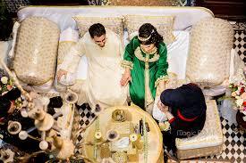 mariage marocain le mariage marocain entre traditions et touches de modernité