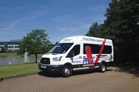 siege social ford model 17 seat ford transit minibus phvc