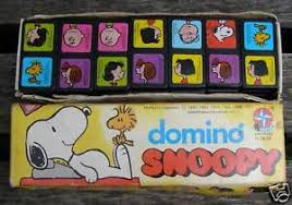 snoopy peanuts characters vintage snoopy peanuts characters dominoes ebay